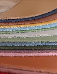 design pu leather sofa material