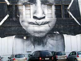 L'<b>art urbain</b> de JR colle aux murs des villes de New-York, Los Angeles, Rio, <b>...</b> - Jr-610x457