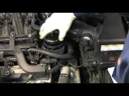 fram cartridge oil filter change on hyundai kia v6