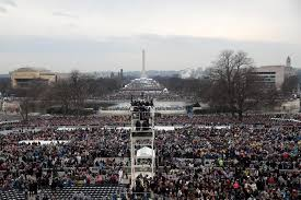 trump inauguration crowd size fox trump posts tweet of inauguration crowd photo but the date is