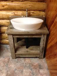 Used Bathroom Vanity Cabinets Solid Wood Vanities For Bathrooms Denver Hickory Wood Custom