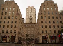 art deco architecture in new york city. rockefeller center   © franco folini / flickr art deco architecture in new york city o