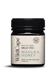 <b>MGO</b> 115+ <b>Multifloral Manuka Honey</b> 250g | WildCape <b>Manuka Honey</b>