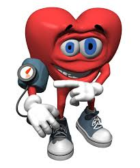 Image result for high blood pressure heart pictures