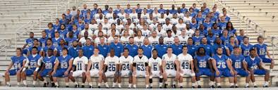 Tabor College 2014 Football Roster