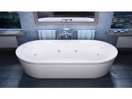 Freestanding Air Tub For Two