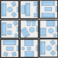 How To Efficiently Arrange The Furniture In A Small Living Room Adorable Apartment Living Room Layout
