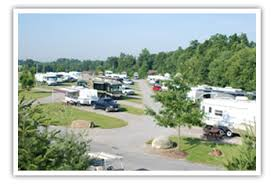 nestled in northeast ohio perfectly centered in amish country scenic hills rv park sits on 30 acres of beautiful rolling hills