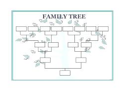 Family Tree Flow Chart Family Tree Templates And Examples 277458650134 Family Tree Flow