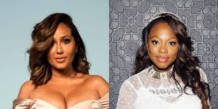 Adrienne Bailon s Former Manager Slams Her Apology to Naturi.