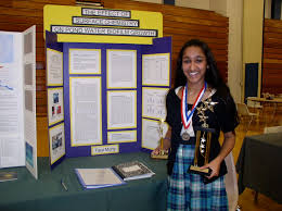 arms student wins grand prize at state science fair amhe  tara murty at the state science fair