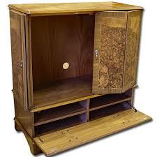 enclosed tv cabinet