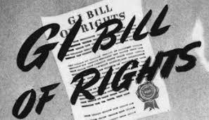 「the GI bill」の画像検索結果