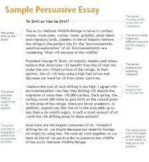 Format Persuasive Essay Argumentative Outline College