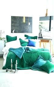 emerald green duvet cover nz quilt velvet bedding image result for cotton em emerald green double duvet cover