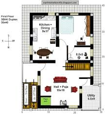 30x40 house floor plans image from post 2 bedroom house plans with square feet house plans