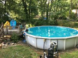 above ground pool hot tub combo how much does a pool cost real world examples above