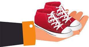 Shoe Drive Flyer Template Raise Money For Your Cause Through A Shoe Drive Fundraiser