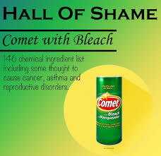comet with bleach best homemade bathroom cleaner liltigertoo