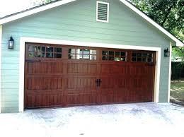 best garage door paint colors