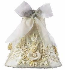 ivory fl bouquet chandelier shade