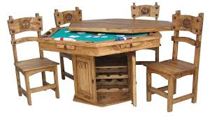 hidden bar furniture. wonderful poker table great western furniture company for bar modern hidden
