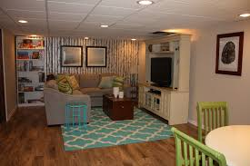 Basement Decorating Ideas For Family Room Cheap Decorations
