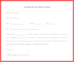 Doctors Care Doctors Note Best Urgent Care Doctors Note Template Beautiful Lovely Fake