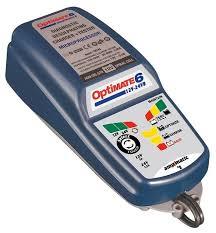 Купить Зарядное <b>устройство Optimate 6</b> 12/24В синий по низкой ...
