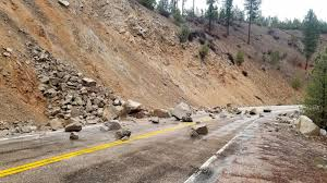At the earth's surface, earthquakes may manifest themselves by a shaking or displacement of the ground. I Heard The Roar 6 5 Earthquake Hits Idaho Abc News