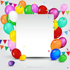 Templates For Birthday Cards Happy Birthday Card Template Birthday Template Birthday