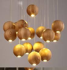 lights lighting ceiling lights fans pendant lights 2016 solid wood chandelier modern chinese japanese nordic creative minimalist living room
