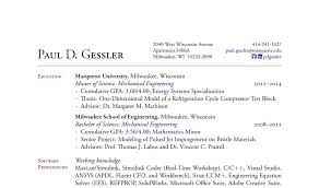 Cv Vs Resume Example Examples Of Resumes