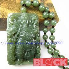 dark green jadeite jade luck