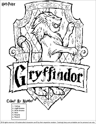 Harry Potter Coloring Pages Ravenclaw Harry Potter Coloring Pages