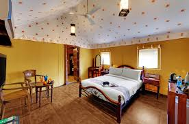Multiple Room Tents Resort Accommodation In Sasan Gir Forest National Park The Fern