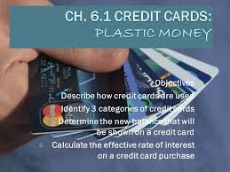 how credit cards interest calculated ch 6 1 credit cards plastic money ppt video online download