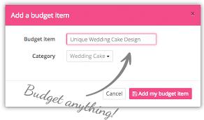 Budgeting For Wedding Budget Calculator Easy Weddings Planning Tools