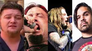 Drowning Pool All Singers Compared (Song: Sinner) - YouTube