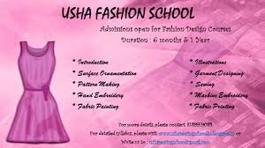 Fashion Designing Course Fees Details Fashion Designing Course