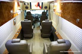 Converted Vans Americas 1 Luxury Custom Mercedes Benz Sprinter Conversion Vans