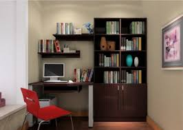 Study Room Decor Minimalist Bookcase House