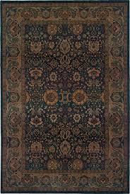 oriental weavers 332x4 blue area rugs lebanon new hampshire carpet mill usa