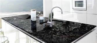 black forest gold granite kitchen countertop
