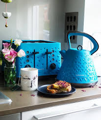 Coloured Small Kitchen Appliances Add A Pop Of Colour To Your Kitchen With The Morphy Richards Prism