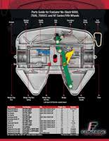 fontaine fifth wheel heavy duty and weight savings no slack fifth part id chart 6000 7000