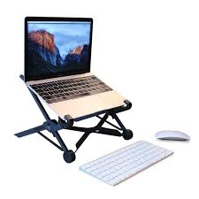 office desk laptop computer notebook mobile. NexStand K2 Laptop Stand - Height Adjustable, Portable, Lightweight, 360 Ventilation Office Desk Computer Notebook Mobile