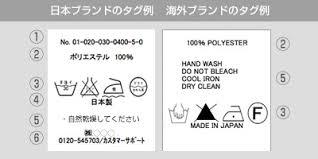 洗濯表示マークの意味 シミ抜きjp