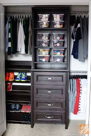 home depot closet organizer contemporary dressing room with walk residence in organizers regarding 18 closet kits