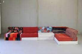 featured image of roche bobois mah jong sofas